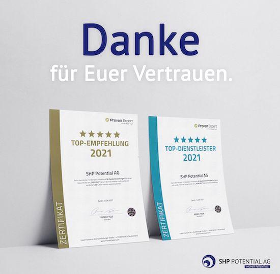 SHP_Urkunden_ProvenExpert_210616 2